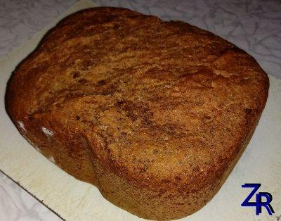 Рецепт Московского хлеба для хлебопечки